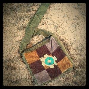 Handbags - BoHo Crossbody Turtle Bag